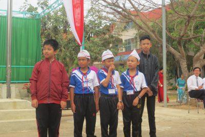 Ngoại khóa tiếng anh: Xây dựng môi trường học và sử dụng ngoại ngữ